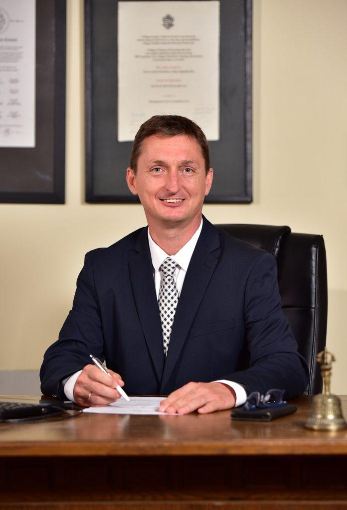 Csach Gábor, polgármester
