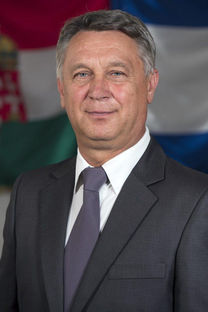 Huszár Péter, alpolgármester